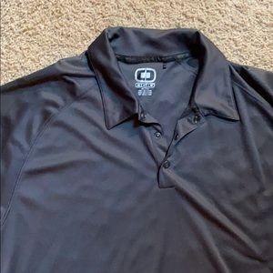 Short Sleeve Ogio golf polo